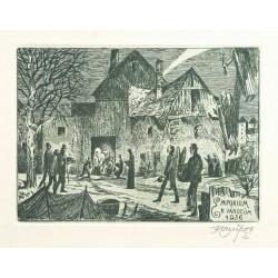 Emporium k vánocům 1936