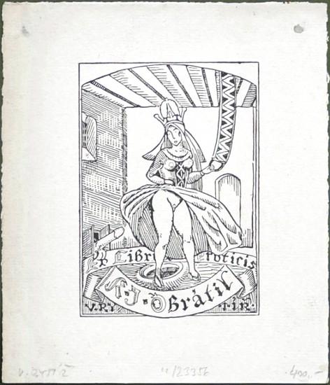 Ex Libris eroticis K. J. Obrátil
