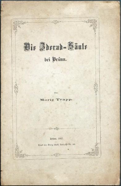Die Zderad-Säule bei Brünn
