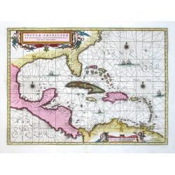 Insulae Americanae in Oceano Septentrionali