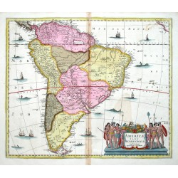 Americae pars meridionalis