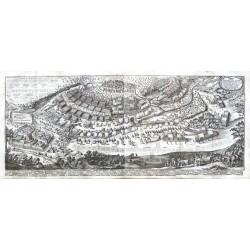 Repraesentatio Pugnae ... Anno 1633 prope Oppidum Oldendorp ad Visurgim
