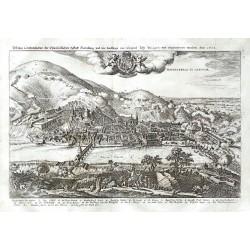 Wahre Contrafactur der Churfürstlichen Statt Heidelberg Anno 1622