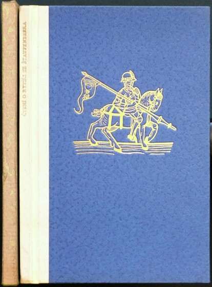 Čtení o rytíři ze Štaufenberka