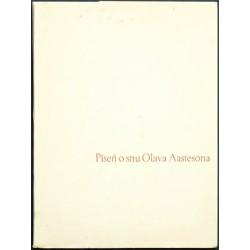 Píseň o snu Olava Aastesona