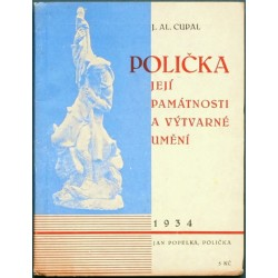 Polička, její památnosti a výtvarné umění