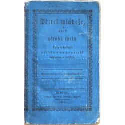 Přjtel mládeže, aneb zásoba spisů ... 1834