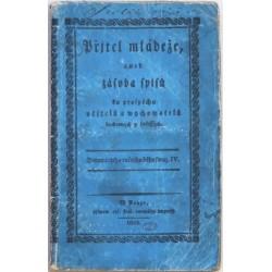 Přjtel mládeže, aneb zásoba spisů ... 1835