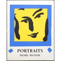 Portraits par Henri Matisse