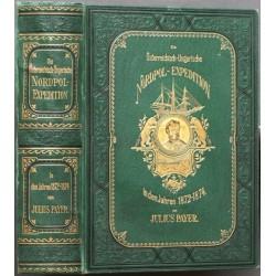 Die österreichisch-ungarische Nordpolexpedition in den Jahren 1872-1874