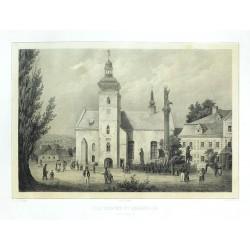Stadtkirche zu Hohenelbe zum St. Laurentius