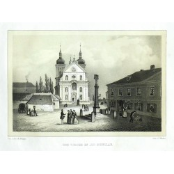 Die Kirche in Alt-Bunzlau