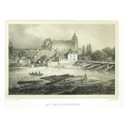 Das Schloss in Brandeis