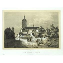 Die Stadt-Kirche zu Melnik