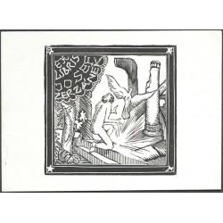 Ex libris Josef Zerzánek