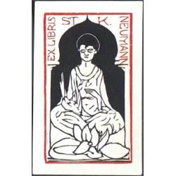 Ex libris St. K. Neumann