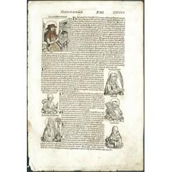 Hartmann Schedel - Liber Chronicarum, 1493 - Folium CXXXV