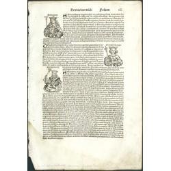 Hartmann Schedel - Liber Chronicarum, 1493 - Folium CL