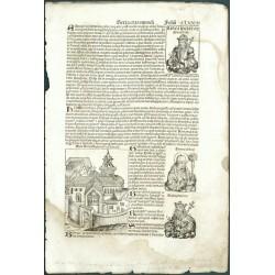 Hartmann Schedel - Liber Chronicarum, 1493 - Folium CLXXIII