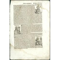 Hartmann Schedel - Liber Chronicarum, 1493 - Folium CLXXXII