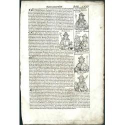 Hartmann Schedel - Liber Chronicarum, 1493 - Folium CXVII