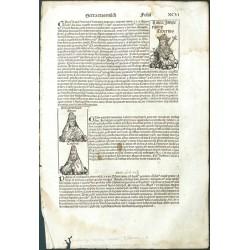 Hartmann Schedel - Liber Chronicarum, 1493 - Folium XCVI