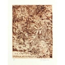 Ex libris Irena Nováková