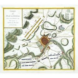 Plan des Camps de Pisek