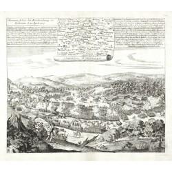 Glorieuse Action bei Reichenberg in Böhmen. d. 21. April. 1757