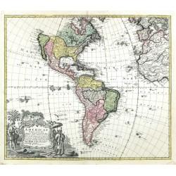 Americae Mappa generalis