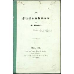 Der Judenhass