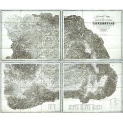 General-Karte des Grossfürstehthums Siebenbürgen