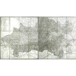 General-Karte des Erzherzogthums Österreich