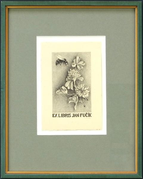 Ex libris Jan Fučík