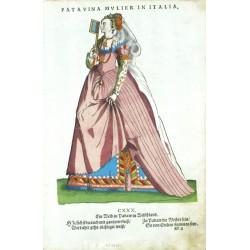 Patavina Mulier in Italia