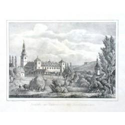 Ansicht von Dobrawitz bei Jungbunzlau