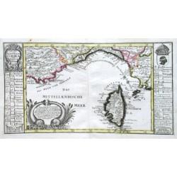Insul und Konigreich Corsica