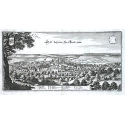 Stifft: Schloss und Statt Gandersheim