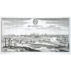 Statt und Vestung Nienburg an der Weser