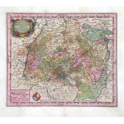 Teutzchlandes Schwaebischer Creiss samt dazu gehörigen Provintzen
