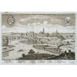 Die Statt Neüburg an der Donav