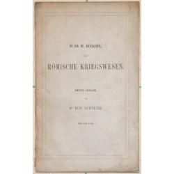 Das römische Kriegswesen, ein Hilfsbuch zur Lectüre der römischen und griechischen Schriftsteller.