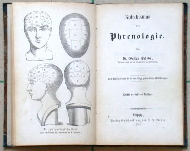 Katechismus der Phrenologie. Dritte verbesserte Auflage.