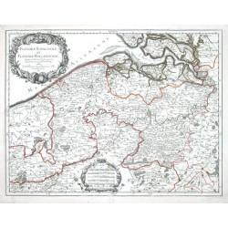 Flandre Espagnole, et Flandre Hollandoise