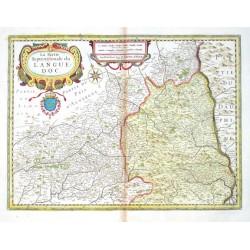 La Partie Septentrional du Languedoc