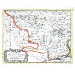 Reise Cart aus Provence in Italien