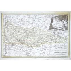 Der district Grandvilliers und Breteuil