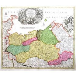 Ducatus Meklenburgici tabula generalis