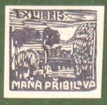 Ex libris Máňa Přibilová