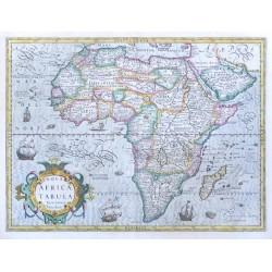 Nova Africae tabula